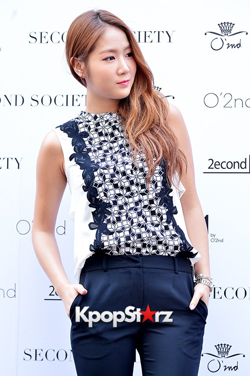 Sistar's Soyou at Second Society Launching Eventkey=>8 count13