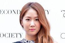 Sistar's Soyou at Second Society Launching Event