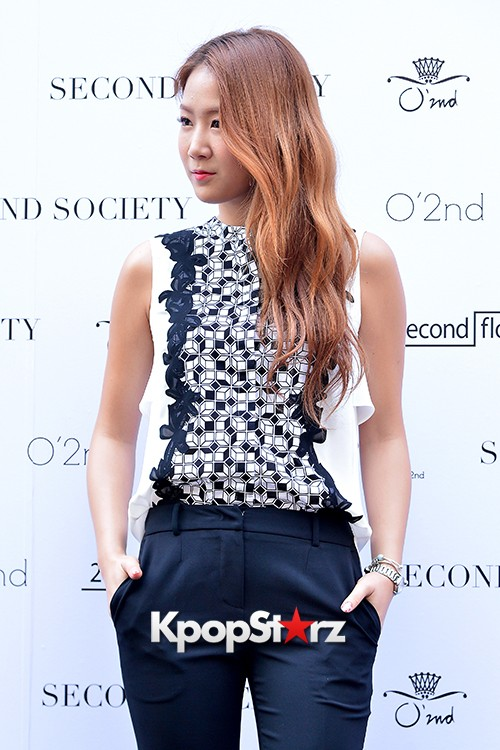 Sistar's Soyou at Second Society Launching Eventkey=>10 count13