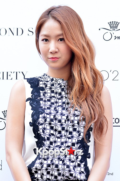 Sistar's Soyou at Second Society Launching Eventkey=>11 count13