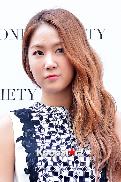 Sistar's Soyou at Second Society Launching Eventkey=>12 count13
