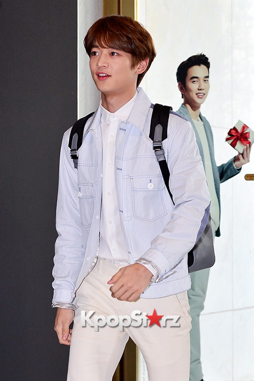 SHINee's Minho at the Opening Ceremony of COACH Flagship Store in Seoulkey=>3 count16
