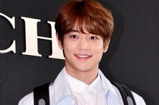 SHINee's Minho at the Opening Ceremony of COACH Flagship Store in Seoul