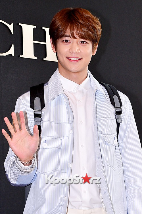 SHINee's Minho at the Opening Ceremony of COACH Flagship Store in Seoulkey=>0 count16