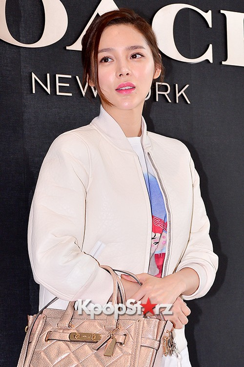 Park Si Yeon at the Opening Ceremony of COACH Flagship Store in Seoulkey=>0 count11