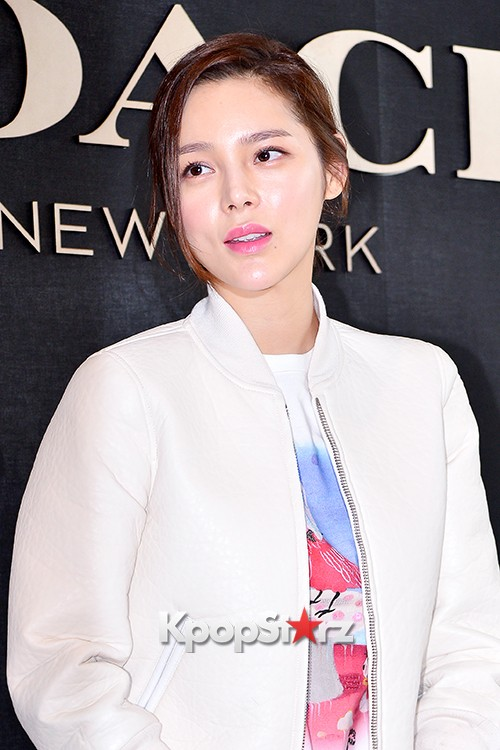 Park Si Yeon at the Opening Ceremony of COACH Flagship Store in Seoulkey=>1 count11