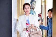 Park Si Yeon at the Opening Ceremony of COACH Flagship Store in Seoul