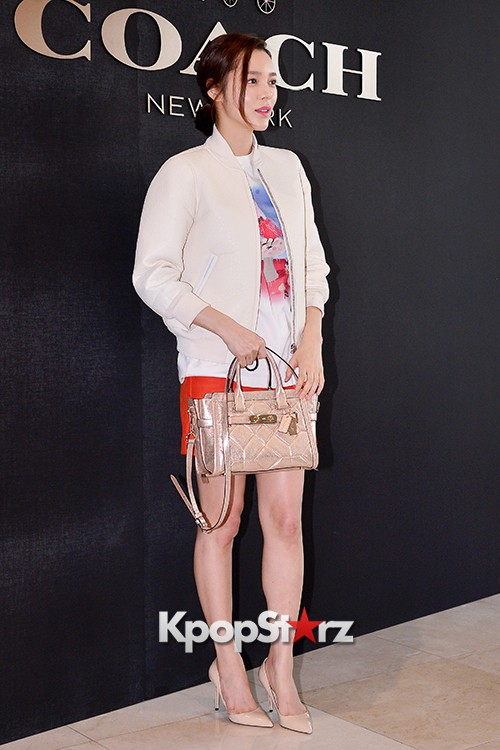 Park Si Yeon at the Opening Ceremony of COACH Flagship Store in Seoulkey=>10 count11