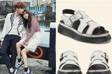 Lee Jong Suk and Park Shin Hye InStyle April 2015 Pictures Fashion Fendi