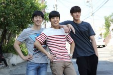 'Twenty' starring 2PM's Junho, Kang Ha Neul and Kim Woo Bin is opening in North American theaters on April 17.