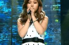Katie Kim on Kpop Star Season 4