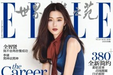 Jun Ji Hyun Elle China May 2015 Pictures