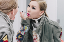2NE1 CL The Fader 2015 Pictures interview