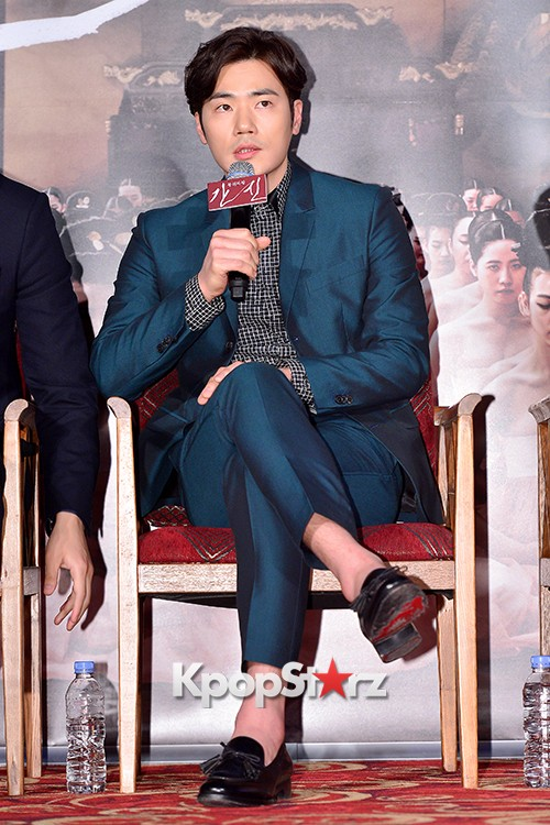 Press Conference of Upcoming Film 'Flatterer' key=>6 count47
