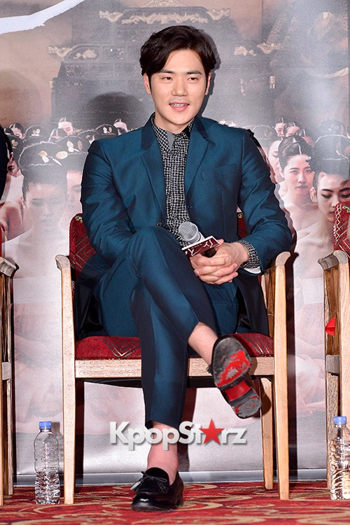 Press Conference of Upcoming Film 'Flatterer' key=>9 count47