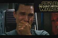 Matthew Mcconaughey Reacts To The New Star Wars Force Awakens Trailer