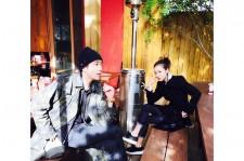 Dara and Seungyoon