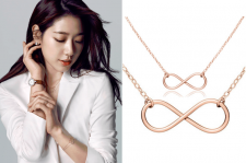 Park Shin Hye Agatha Paris Pictures Jewelry 2015