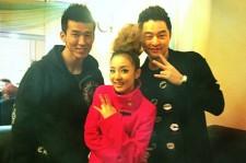 2NE1's Dara To Perform With Jinusean On 'Yoo Hee Yeol's Sketchbook'