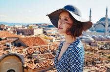 Hwang Jung Eum In Istanbul Singles May 2015 Pictures
