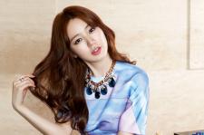 Yoon Eun Hye Cosmopolitan May 2015 Pictures L'oreal