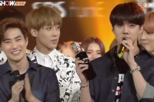 EXO wins on MTV's 'The Show'