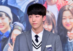 Nam Joo Hyuk at a Press Conference of KBS2 'Who Are You - School 2015'