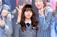 Kim So Hyun at a Press Conference of KBS2 'Who Are You - School 2015'
