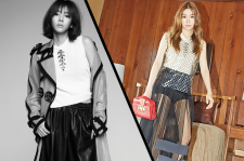 SNSD Tiffany Hwang InStyle April Son Dam Bi Sure Magazine March Issue 2015 Pictures