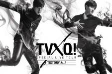 TVXQ Encore Concert