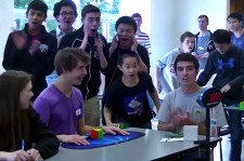 New World Record Set For Rubik's Cube Completed In 5.25 Seconds