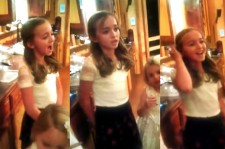 Girl Sings Incredible Cover Of Adele's 'Rolling In The Deep'