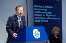 U.N Secretary General States,