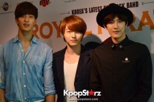 Royal Pirates Attends 'Love Toxic' Promo Tour Press Conference in Malaysia  - May 3, 2015 [PHOTOS]