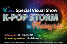 WBS Concert K-Pop STORM Live in Malaysia