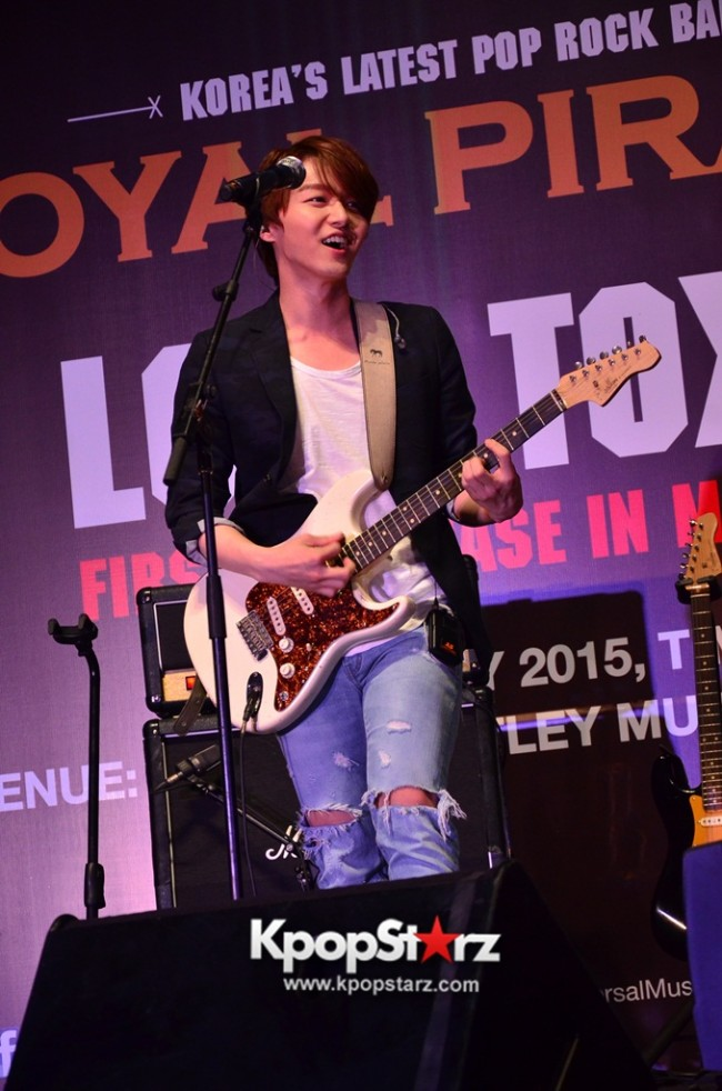 Royal Pirates wows fans in Malaysia for 'Love Toxic' promo tour - May 3, 2015 [PHOTOS]key=>8 count65
