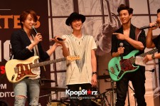 Royal Pirates wows fans in Malaysia for 'Love Toxic' promo tour - May 3, 2015 [PHOTOS]
