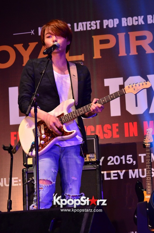 Royal Pirates wows fans in Malaysia for 'Love Toxic' promo tour - May 3, 2015 [PHOTOS]key=>50 count65