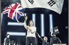 Paul McCartney Holds Concert in South Korea
