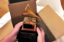 Watch Weird Al Yankovic As He Unboxes His Grammy Award