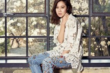 Gong Hyo Jin Elle Taiwan May 2015 Pictures