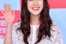 Song Ji Hyo at a Press Conference of tvN Drama 'Ex-Girlfriend Club'