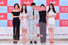Press Conference of tvN Drama 'Ex-Girlfriend Club'