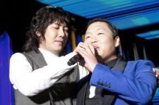 Psy and Kim Jang Hoon Make Up, 'I am Sorry'