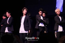 Got7's First Fanmeeting in San Francisco [PHOTOS]