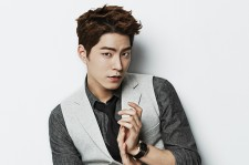 Hong Jong Hyun Sure Magazine May 2015 Pictures