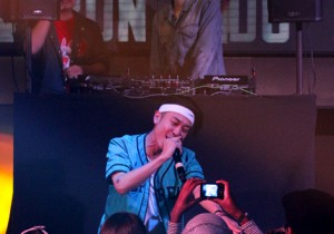 Danny Chung and Rekstizzy at Iron and YDG Live in Concert [PHOTOS]