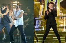 Psy & JYP