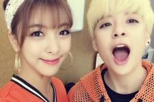 f(x) members Luna and Amber