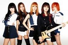 AOA released their 2nd album,